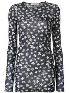 блузка с цветочным принтом Dorothee Schumacher