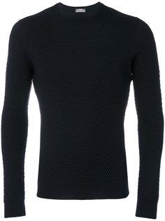 классический трикотажный свитер Barba
