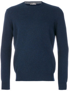 свитер с круглым вырезом Barba