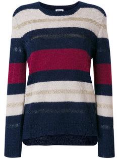 свитер в полоску  P.A.R.O.S.H.
