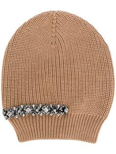 декорированная шапка Nº21