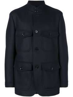 куртка с накладными карманами Tom Ford