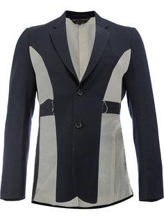 пиджак с рваной отделкой Comme Des Garçons Homme Plus