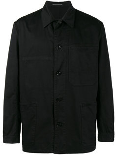 куртка рубашечного кроя Work Yohji Yamamoto