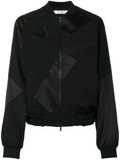 классическая куртка-бомбер   Victoria Victoria Beckham