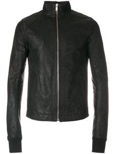 куртка с воротником-воронка Rick Owens
