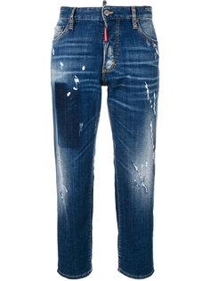 джинсы Tomboy Dsquared2