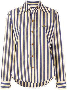 полосатая рубашка Vivienne Westwood Anglomania
