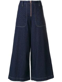 широкие джинсы See By Chloé