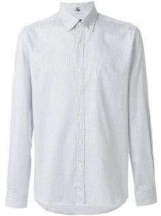 полосатая рубашка Fay