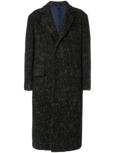 пальто с вышивкой Mp  Massimo Piombo
