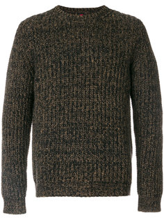 текстурный свитер Mp  Massimo Piombo