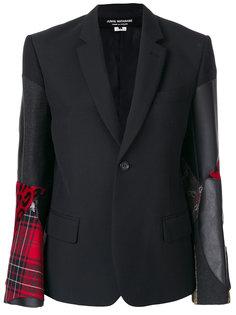 """пиджак дизайна """"пэчворк"""" Junya Watanabe Comme Des Garçons"""