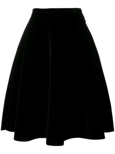 расклешенная юбка миди  Nº21