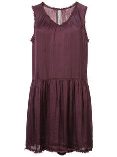 платье с бахромой Raquel Allegra