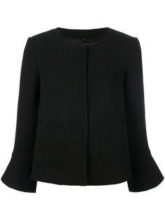 укороченный расклешенный пиджак LAutre Chose