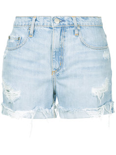 Mondo Short Unwind Nobody Denim