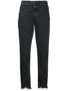 джинсы с необработанными краями Nobody Denim