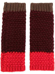 вязаные перчатки Etro