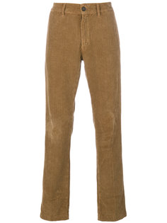 вельветовые брюки Massimo Alba
