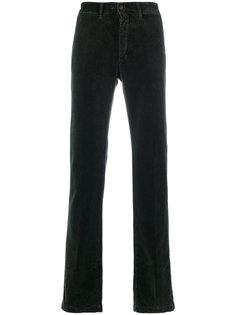 фактурные брюки Massimo Alba