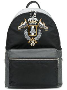 рюкзак с короной Dolce & Gabbana