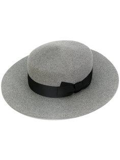 фетровая шляпа Federica Moretti