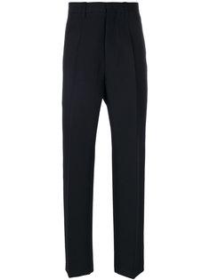 широкие классические брюки Marni