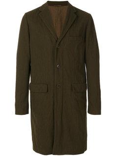 пальто на пуговицах Aspesi
