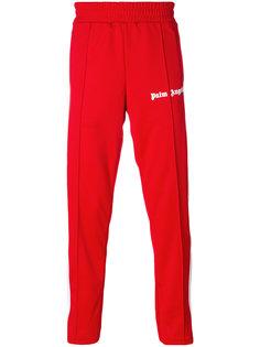 спортивные штаны с лампасами Palm Angels