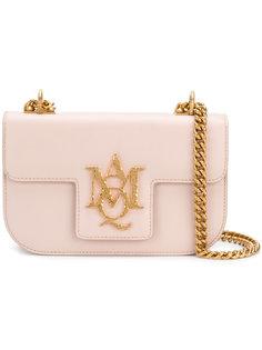 маленькая сумка-сэтчел на цепочке Insignia Alexander McQueen