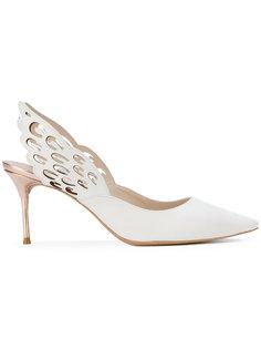 туфли-лодочки с деталью в виде крыльев Angel Sophia Webster