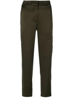 укороченные прямые брюки  Theory