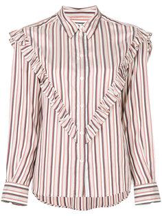 блузка с оборками Masscob