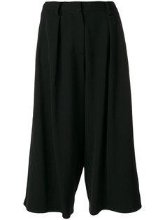 свободные укороченные брюки  Dusan