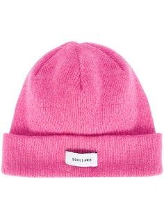 классическая шапка Soulland