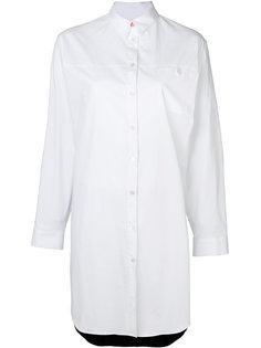 платье-рубашка на пуговицах  Paul Smith