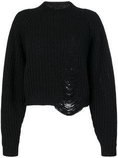 рваный свитер Molly Designers Remix