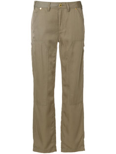 брюки-карго Michael Michael Kors