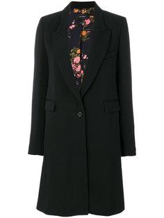 пальто с пуговицей  Isabel Marant