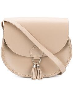 полукруглая сумка через плечо The Cambridge Satchel Company