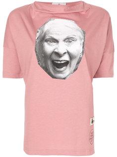 футболка с принтом Vivienne Westwood Anglomania
