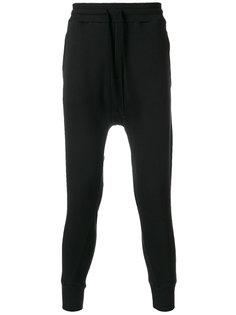 брюки-джоггеры с вафельным узором Thom Krom