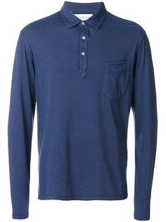рубашка-поло с длинными рукавами Officine Generale
