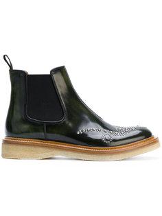 ботинки-челси с заклепками Churchs