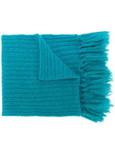 шарф в рубчик Mp  Massimo Piombo