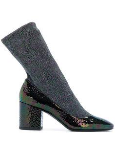 сапоги с вставкой в стиле носка Premiata