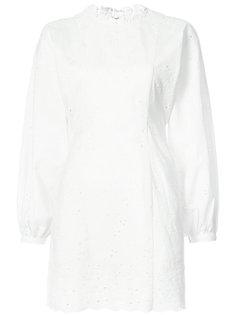 платье с английской вышивкой Ulla Johnson