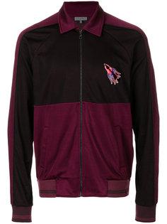 куртка с вышивкой ракеты Lanvin