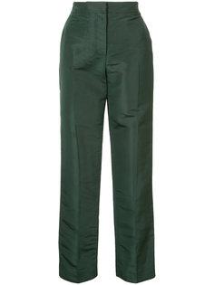 узкие брюки Oscar de la Renta
